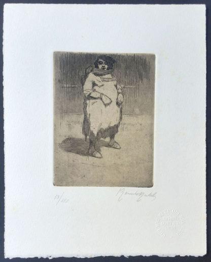 Renato Natali, Donna grassa