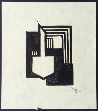 Gravure sur bois (TM07), Thilo Maatsch