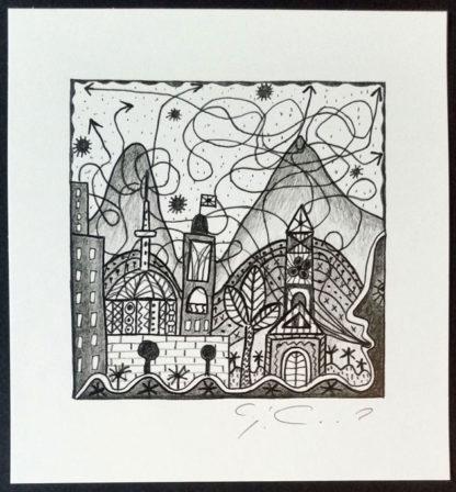 "Lithographie offset ""Haas"", Nils Burwitz"