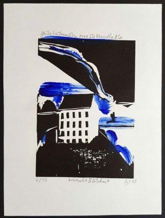 Burkhart Beyerle, lithographie sans titre