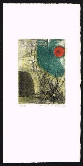Gravure sans titre (RL01) de Renée Lubarow